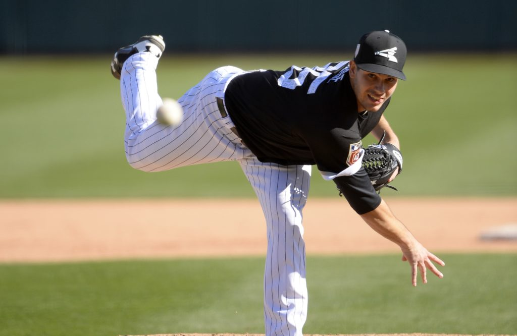 The Strikeouts Are Ceasing: The Curious Case of Dylan Cease