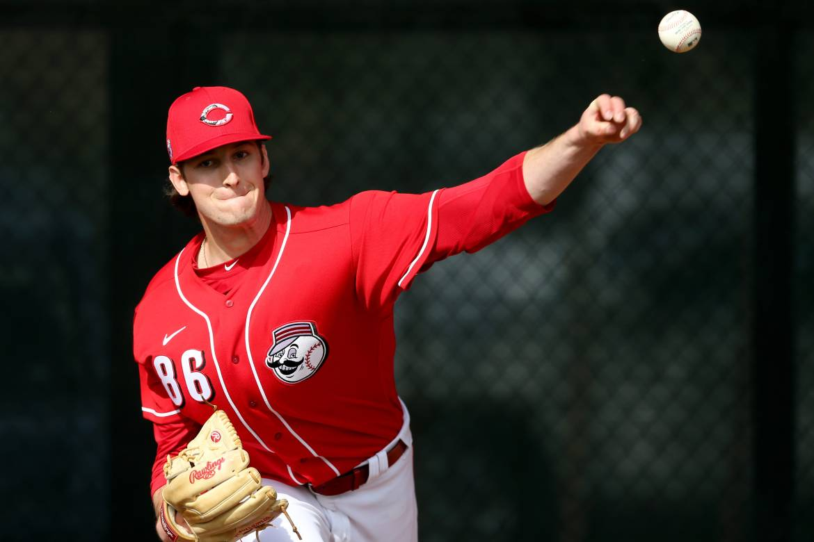 Nick Lodolo | Scouting Report: Reds LHP Prospect