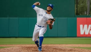 Simeon Wood Richardson – Scouting Report: Blue Jays RHP Prospect