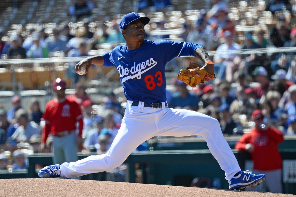 Josiah Gray | Scouting Report: Dodgers RHP Prospect
