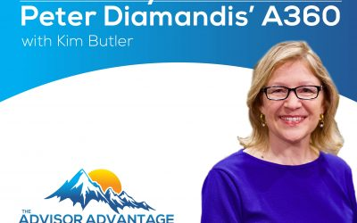 Takeaways From Peter Diamandis' A360 with Kim Butler – Episode 142