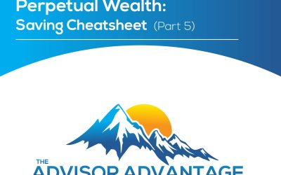 Perpetual Wealth: Saving Cheatsheet