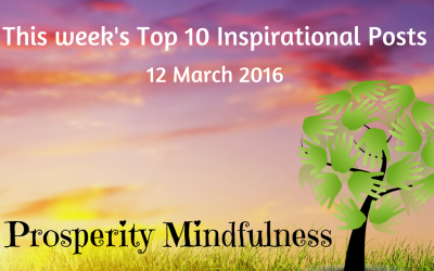 This Week's Top 10 Posts – 12 March