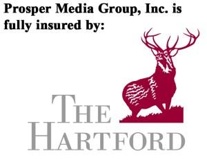 video professionals hartford insurance