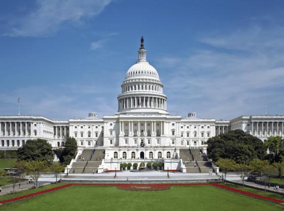 Il Campidoglio americano, simbolo del sistema elettorale usa che necessita di una riforma
