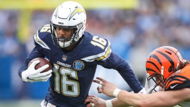 Photo of Former Chargers' WR Tyrell Williams Signs with Raiders