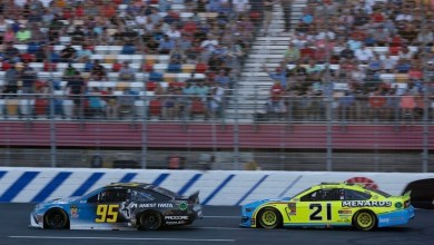 Photo of Matt DiBenedetto to Replace Paul Menard in the #21 Woods Brother Car for 2020