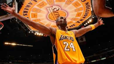 Photo of Kobe to be inducted to NBA HOF