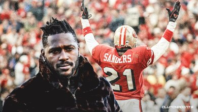 Photo of Antonio Brown Claims Deion 'Prime Time' Sanders Will Be On Rap Track, Whole Lotta Money Remix