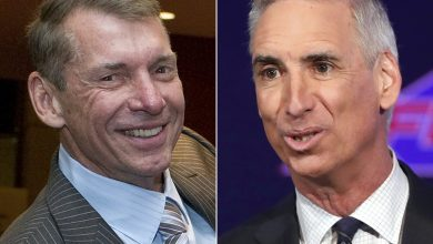 Photo of Oliver Luck, Former Commissioner of the Shortened 'New' XFL, is Suing Vince Mcmahon