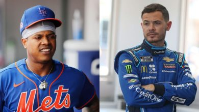 Photo of Marcus Stroman Expresses Anger Over Kyle Larson Incident in new Tweet – Says he Wants to Fight Larson in the Octagon @STR0