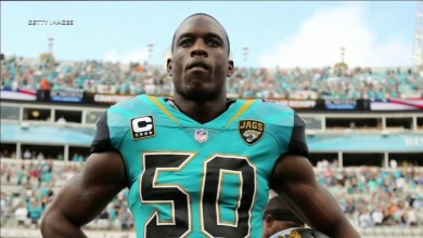 Photo of *BREAKING* Former Jaguars Pro Bowler, Telvin Smith Arrested For Sexual Misconduct With a Minor
