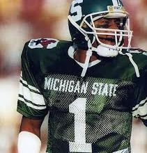 Photo of Andre Rison on Assistant Coach Striking Him During Career at Michigan State: 'That Man Had No Right to Hit Me'