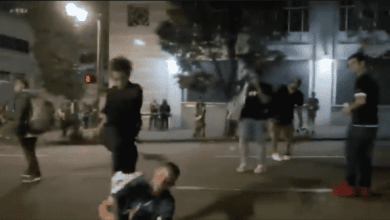 Photo of Watch: Portland Man Viciously Attacked by BLM/Antifa Rioters as They Searched His Car
