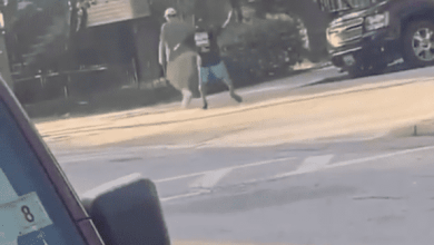 Photo of Black Man Attacks Another Man From Behind With a Brick (Video)