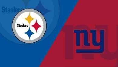 Photo of ++@!NFL@++Pittsburgh Steelers vs New York Giants live Stream Reddit Online