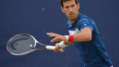 Photo of Novak Djokovic Kicked Out of U.S. Open For Nailing A Lineswoman In The Throat On Accident