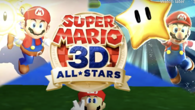Photo of Super Mario 64, Sunshine, and Galaxy are Coming to the Nintendo Switch