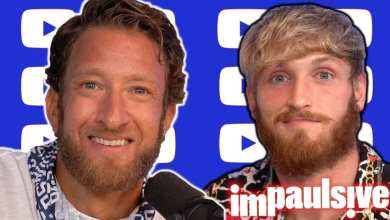 Photo of Barstool Sports' Dave Portnoy Calls Out Logan Paul on 'ImPaulsive' Over the Call Her Daddy Breakup | @stoolpresidente @LoganPaul