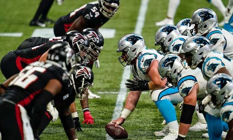 Falcons vs Panthers