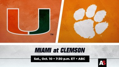 Photo of Miami vs. Clemson Preview: 5 PM at Monty's Episode 3