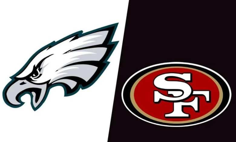 Philadelphia Eagles vs San Francisco 49ers