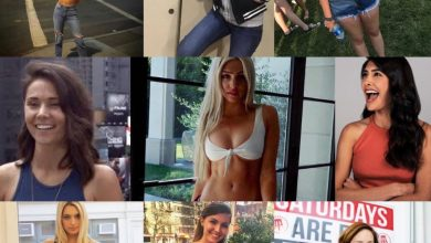 Photo of Barstool's Top 5 Hotties!!!! Exclusive Pics!!!