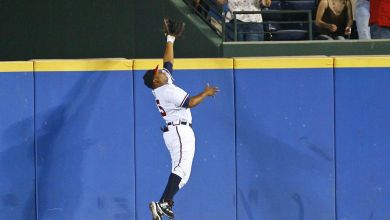 Photo of Hall of Fame Case: Andruw Jones