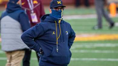 Photo of Has Jim Harbaugh Bottomed Out?