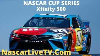 Photo of WatcH NASCAR Cup Series Xfinity 500 Live Stream Free 2020