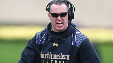 Photo of Pat Fitzgerald NEEDS an NFL Job