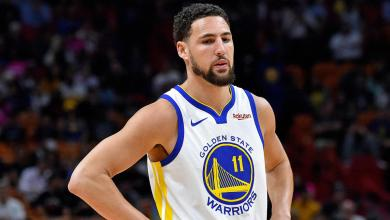 Photo of Klay Thompson Suffers Season-Ending Achilles Tear