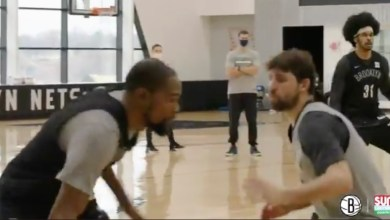 Photo of Kevin Durant Abusing Joe Harris Is Probably The Least Impressive Thing You Have Seen Today