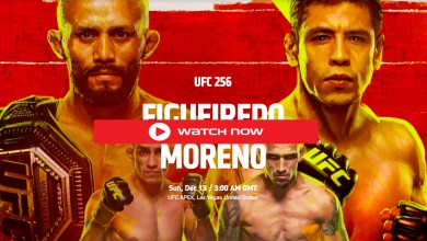 Photo of UFC 256 Live Free Streams on Reddit Twitter MMA | How to watch Figueiredo vs Moreno full fight Card, Tonight, online, Schedule