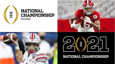 Photo of National Championship Game 2021 live reddit: How to watch on TV, live stream