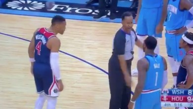 Photo of Drama In The NBA John Wall And Russell Westbrook Go At It