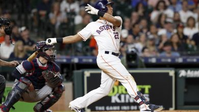 Photo of BREAKING: Michael Brantley to re-sign with Houston Astros