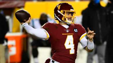 Photo of Is Taylor Heinicke a Franchise Quarterback?