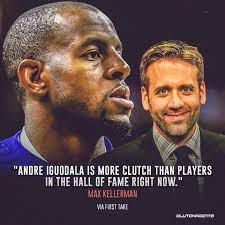 Max Kellerman thinks very highly of... - NBA on ClutchPoints | Facebook