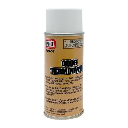 PRO®New Car Leather Aerosol Odor Terminator