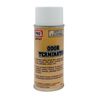 PRO® New Car Leather Aerosol Odor Terminator