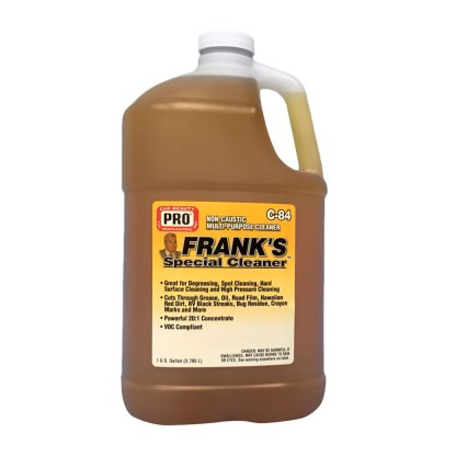 FRANK'S SPECIAL CLEANER