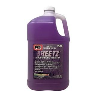 SHEETZ RINSE AID