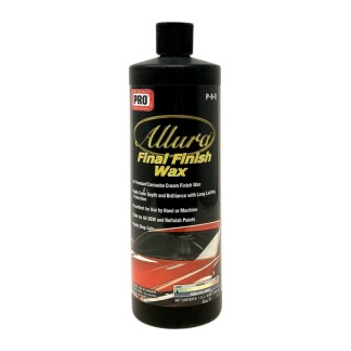 ALLURA FINIAL FINISH WAX