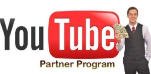 YouTube partnership program