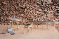 Krzesło Kawara