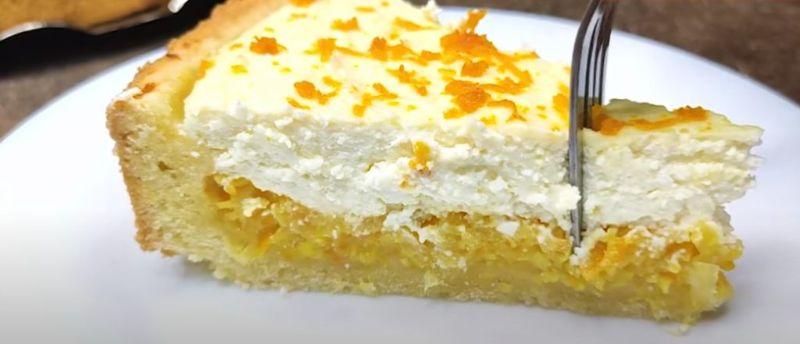 І торта не треба! Знайшла найсмачніший рецепт сирного пирога