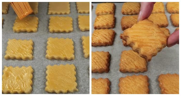 Дуже простий рецепт! Дуже смачне печиво з хрусткою скоринкою