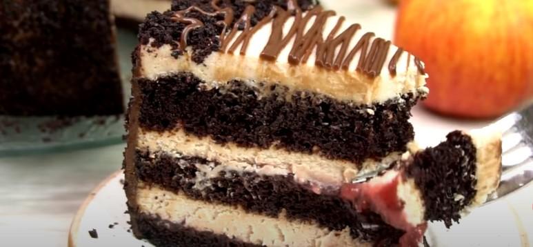 Ніжний і вершковий: домашній торт «Мрія». Більше не думаю, що приготувати на свято