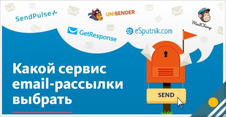 сервис e-mail рассылки